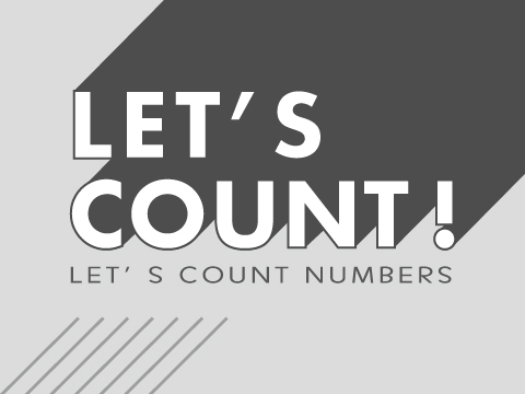 LET`S COUNT
